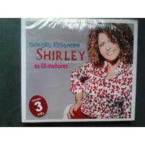 Cd Shirley Carvalhaes As 60 Melhores Original Lacrado