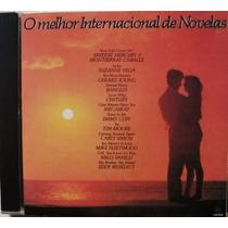 O Melhor Internacional De Novelas - P. 1992 - Cd