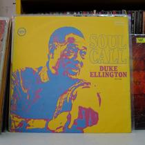 Duke Ellington Soul Call - Disco Vinil Lp Blues Jazz Bossa