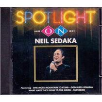 Neil Sedaka- Cd- Spotlight On Neil Sedaka