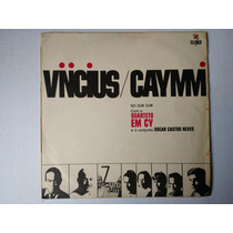 Lp Vinicius Moraes E Dorival Caymmi No Zum Zum Elenco 1967