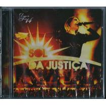 Cd Diante Do Trono - Vol 14 - Sol Da Justiça [original]