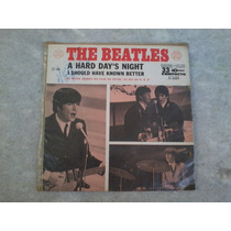 Compacto Vinil - The Beatles - A Hard Day