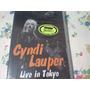 Dvd Cyndi Lauper @ Live In Tokyo (lacrado) Frete Grátis