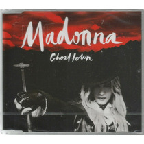 Cd Madonna Single - Ghosttown [alemao - Lacrado]