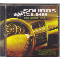 Cd Sounds Of My Car - Nacional Axé, Original