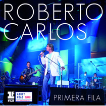 Roberto Carlos Cd Primeira Fila 2015 Novo Frete Gratis