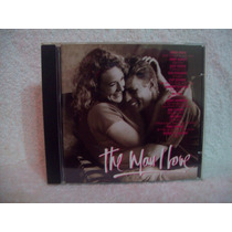 Cd The Man I Love- Som Livre 1995