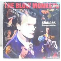 The Blow Monkeys Choices Lp Ótimo Estado Capa Boa