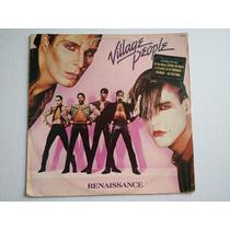 Lp Village People - Renaissance - 1981 - Disco De Vinil