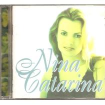 Cd Nina Catarina - Gol E Gol -part. Marcelo Da Costa, Cecelo