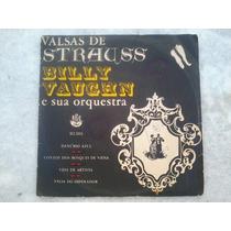 Compacto Vinil - Billy Vaughn - Valsas De Strauss