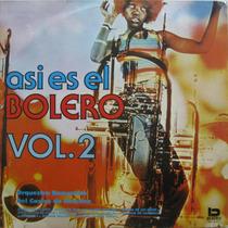 Orquestra Romantica De Hawana Lp Vinil Asi Es Bolero Vol 2