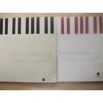 Lp Vinil Arthur Moreira Lima Interpreta Nazareth - Vol 1 E 2