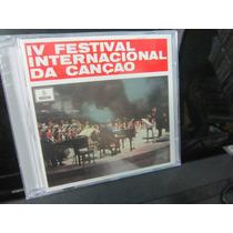 Iv Festival Internacional Da Canção, 1969 Marcos Valle, Etc.