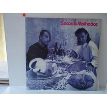 Lp Secos & Molhados- A Volta Do Gato Preto- Disco Band- 1988