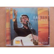 Raimundo Fagner- Cd Me Leve Ao Vivo- 2002- Original- Zerado!