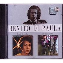 Cd Benito Di Paula - + Um Novo Samba (usado-otimo)