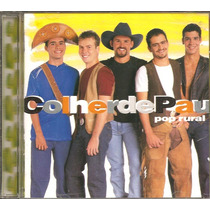 Cd Colher De Pau - Pop Rural