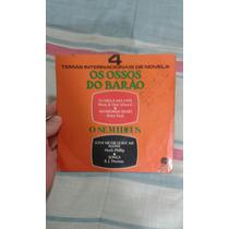 Compacto Trilha Sonora Os Ossos Do Barão E O Semideus (1974)
