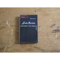 Lulu Santos - Toda Forma De Amor - Fita K7, Edição 1988