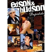Dvd Edson & Hudson Despedida Oferta