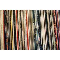 Lote Com 50 Lps Discos De Vinil Música Romântica Flash Back