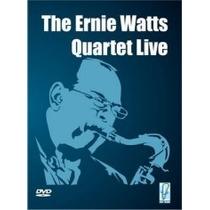 Dvd Ernie Watts Quartet Live (1986) - Novo Lacrado Original