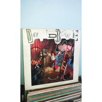 Lp David Bowie Never Let Me Down C/encarte