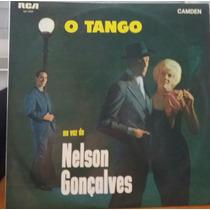 Nelson Gonçalves - O Tango Na Voz De N. Gonçalves(lp Zerado)