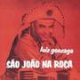 Pop Forro Junina Mpb Cd Luiz Gonzaga São João Na Roça Raro