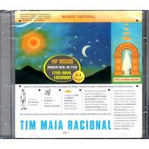 Cd Tim Maia Racional Vol. 1 Edição Acrílico - Novo Lacrado!!