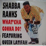Cd-single-shabba Ranks-what´cha Gonna Do?-feat.queen Latifah