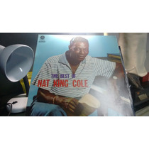 Disco The Best Of Vinil Nat King Cole