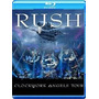 Rush - Clockwork Angels Tour - Blu Ray Importado, Lacrado