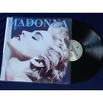 Madonna True Blue Lp Disco Vinil Rock