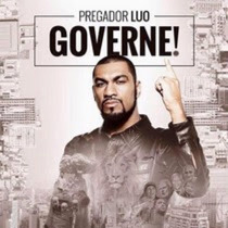 Cd Pregador Luo Governe Rap Gospel P Luo 2015 Novo Cd Luo
