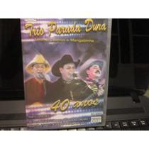 Trio Parada Dura, Dvd 40 Anos Com Convidados, 2013