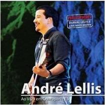 Dvd André Lellis - Ao Vivo
