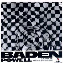 Cd Baden Powell Ao Vivo Produto Lacrado