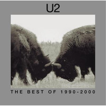 U2 - The Best Of 1990-2000 -lacrado - Frete 6,90 .