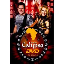 Dvd Banda Calypso Ao Vivo Em Angola Original + Frete Grátis