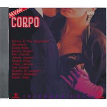 Cd Novela Corpo A Corpo Internacional1984 Série Colecionador