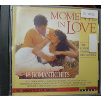Cd Moments In Love / Frete Gratis