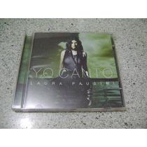 Cd - Laura Pausini Yo Canto