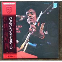 Lp Jorge Ben - On Stage - 1972 - Trio Mocotó Ao Vivo Japão
