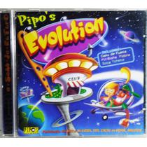 Cd Funk Pipo`s Evolution O Som Do Futuro Lacrado Original