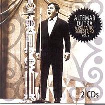 Cd Altemar Dutra - 2cd - A Volta Do Seresteiro Vol