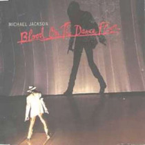 Cd-single-michael Jackson-blood On The Dance Floor
