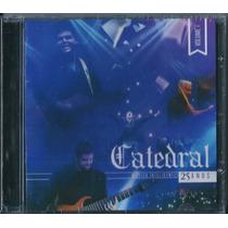 Cd Catedral - 25 Anos - Música Inteligente | Ao Vivo - Vol 1